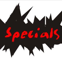 *SPECIALS*