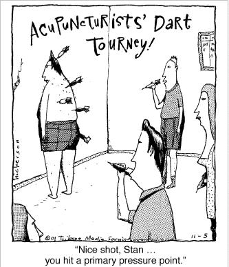 Darts, Darts, and More Darts!!!